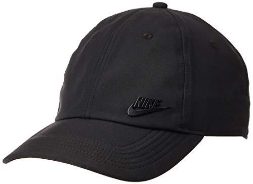 Nike Futura Heritage 86 Cap, Black/Black/Black/Black, One Size