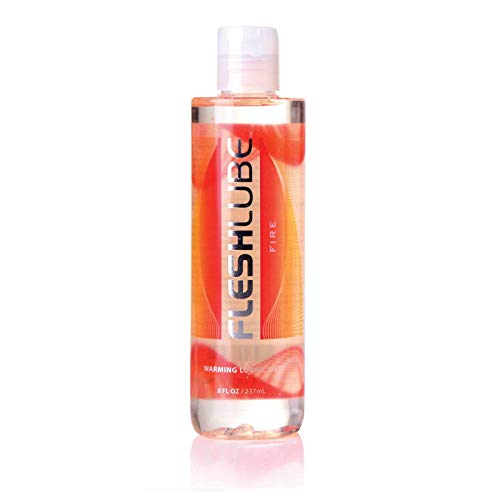 professional Freshlight | Fleshlube Fire 8 oz | Gentle Aqueous Thermal Lubricant