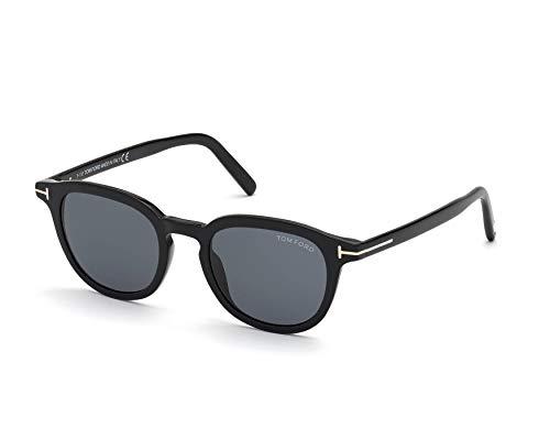 Tom Ford PAX TF-816 01A - Gafas de sol, color negro y gris