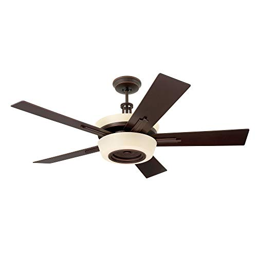 Emerson Ceiling Fans CF995VNB Laclede Eco Indoor Ceiling Fan With Remote, 62-Inch Blades, Venetian...