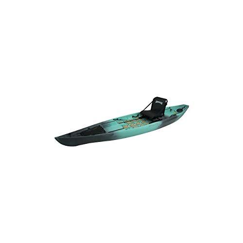 2021 NuCanoe Pursuit 13.5 Kayak - Performance Fishing Kayak