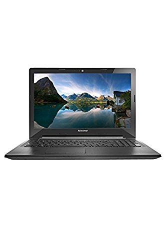 Lenovo G50-30 80G001VNIN 15.6-inch Laptop (PQC-N3540/4GB/500GB/Integrated Graphics/DOS), Black