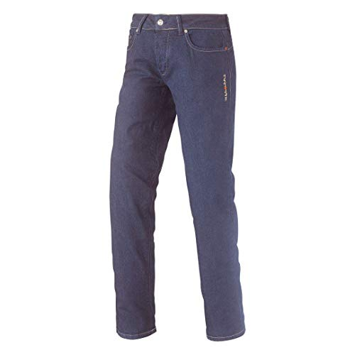 Trangoworld zugar Pantalon Long, Femme XXL Bleu