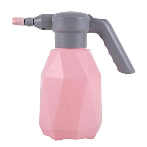 AniYY Elektrische Gießkanne für drinnen und draußen, elektrische Sprühflasche für Pflanzen, Blumen, Wassernebel