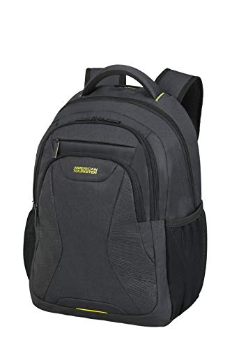 American Tourister At Work - 15.6 Inch Laptop Backpack, 45 cm, 25 Litre, Grey (Cool Grey)