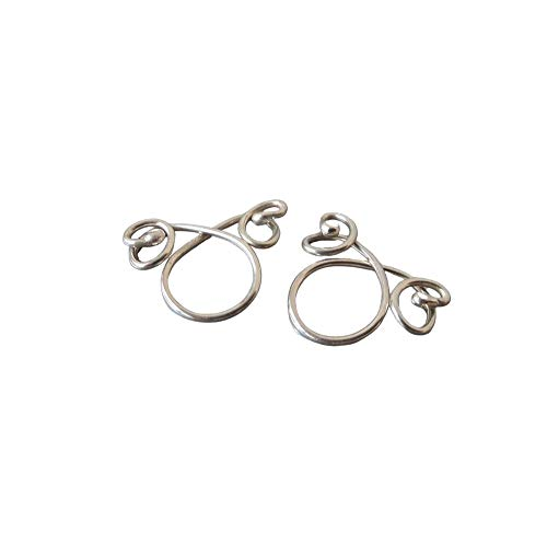 Non Pierrcing Silver Nipple Rings Nipple noose Non Pierrcing Silver Nipple Rings Sterling silver jewelry