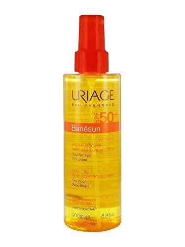 Uriage Bariésun SPF50 + Solar Öl 200 ml