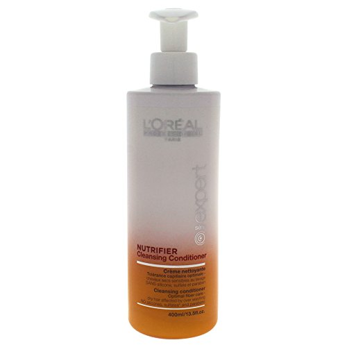 De L 'Oréal spoeling kan op de tuinslang worden aangesloten voor droog haar, 40 ml.