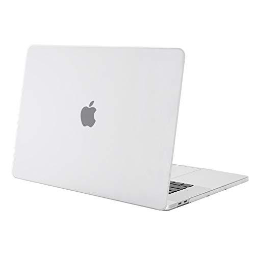 """Sólo compatible con 2020 2019 MacBook Pro 16 pulgadas con Touch Bar & Touch ID A2141 (MVVJ2LL/A, MVVL2LL/A, MVVK2LL/A, MVVM2LL/A). Compruebe por favor el número de modelo """"Axxxx"""" en la parte posterior de la computadora portátil antes de su compra. As..."""