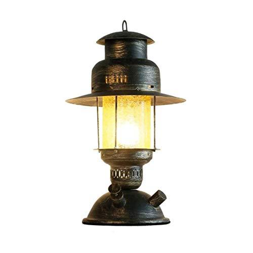 TDJJZHXYP Lámpara de Mesa Creativa contemporánea Moderna para Luces de Mesa de Metal de Sala de Estar/Dormitorio