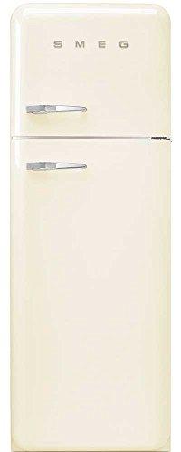 Smeg FAB30RP1 nevera y congelador - Frigorífico (Independiente, Cream, Derecho, 293L, 295L, SN, ST, T, No)