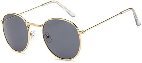 Giow Sonnenbrille oval schwarz Sommer Sonnenbrille Sonnenbrille brillenglas höhe 46mm brillenglas breite 48mm