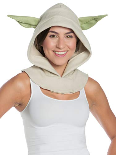 Rubie's Adult Star Wars Yoda Hood