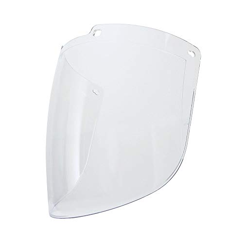 Honeywell 1031743 Turbo shield Clear Polycarbonate Visor Uncoated
