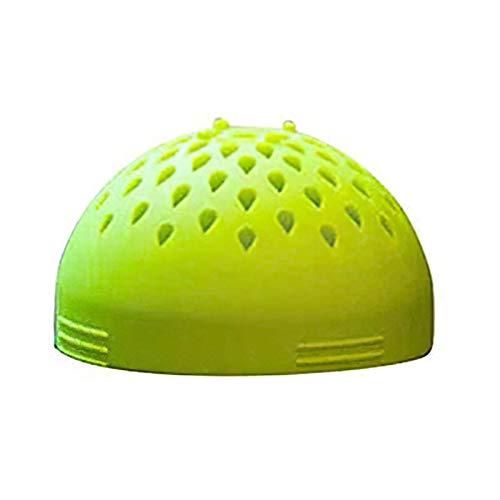 Yinuoday Silikonowe sitko do puszek, silikonowy przenośny mini ociekacz w puszce nadaje się do mycia w zmywarce do odpływu ciecierzycy fasoli nerki artykuły kuchenne