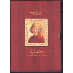 Paperback Kirsten: A Collection of Stories (Meet Kirsten: An American Girl / Kirsten Learns a Lesson: A School Story / Kirsten's Surprise: A Christmas Story) (American Girls Collection) Book
