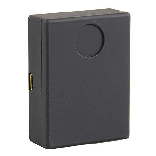 Ctzrzyt N9 GPS Tracker Dispositivo de Escucha de AutomóViles en Alarma AcúStica Dispositivo GSM Sistema de Voz AcúStica Quad Band GPS Tracker