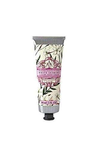 Aromas Artesanales De Antigua Floral White Jasmine Luxury Hand Cream 60ml