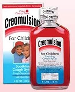 Creomulsion Liquid for Childrens – 4 Oz by Creomulsion