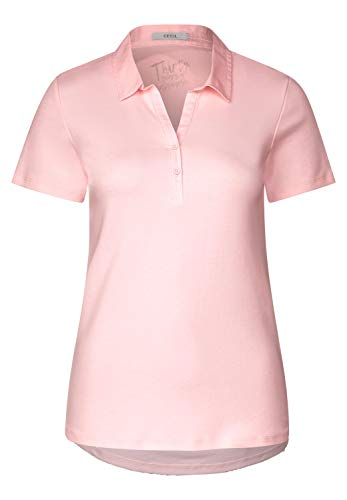Cecil Damen 313337 Nele T-Shirt, Blush Rose, Large