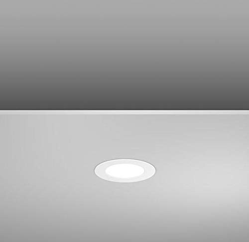 RZB Zimmermann LED-Einbaudownlight 901451.002.1 5W 4000K D150 H36 Toledo Flat Downlight/Strahler/Flutlicht 4051859051411