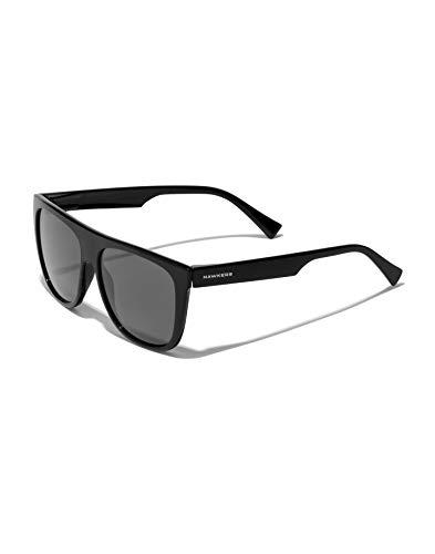 HAWKERS Runway Gafas de Sol, Polarized Black, Talla única Unisex Adulto