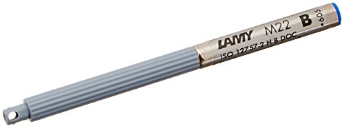 LAMY Refills For Scribble/Pico Ballpoint Pen, Blue, Broad (LM22BLB)