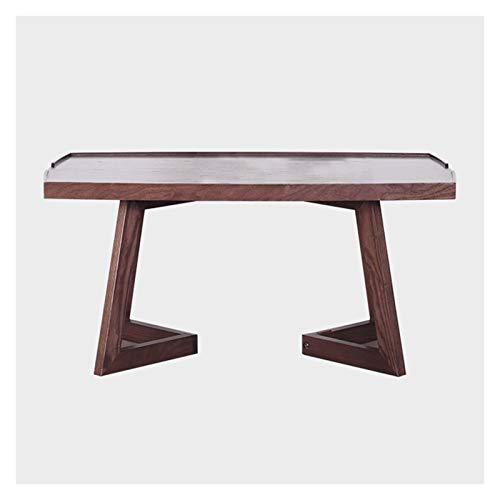 Xu Yuan Jia-Shop Legno Rettangolare Tavolino Impermeabile Tabelle for Soggiorno e Tabella di estremità Che Possono Essere utilizzati Come Tavolino di Servizio, in Legno Tavolo Vassoio (Color : Brown)
