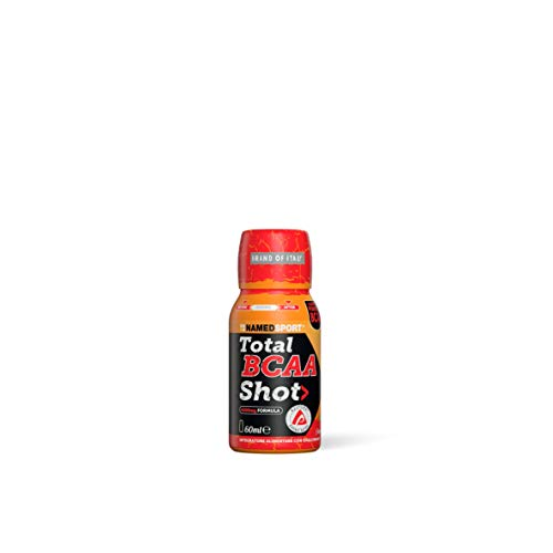 Total BCAA SHOT Ice Red Fruits – 25 x 60 ml