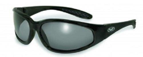 Global Vision Eyewear Hercules Lunettes de sécurité, Smoke
