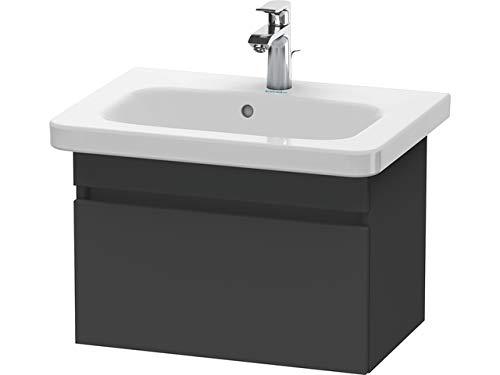 Duravit DuraStyle Waschtisch Waschbecken 398x 368graphit matt