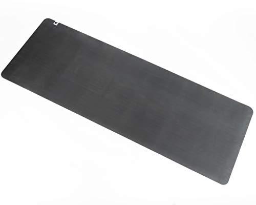 BodyKiss kleine Barfuß-Sportmatte – die ideal Fitnessmatte für Dein Workout, Yoga, Fitnessübungen, UVM, absolut rutschfest, 5 mm dick, super weich mit Wohlfühlfeeling