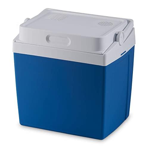 Mobicool MV26, tragbare elektrische Kühlbox, 25 Liter, 12 V und 230 V für Auto, Lkw, Reisemobil, Boot und Steckdose