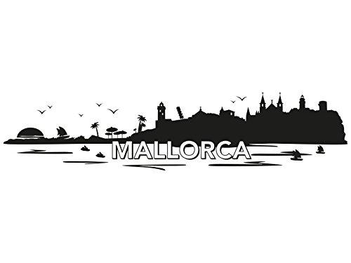 Pared Adhesivo Mallorca, verde menta, 120x28cm: Amazon.es: Hogar