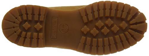 Timberland 6-Inch Premium Halbschaft Stiefel, Gelb - 4