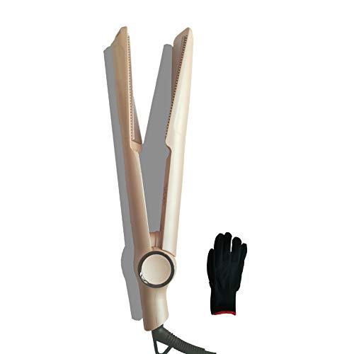 Glätteisen Haarglätter und Lockenstab 2 in 1, Keramik Haarpflege Glätten & Locken, Einstellbare Temperatur(160-230℃), Ausschaltautomatik
