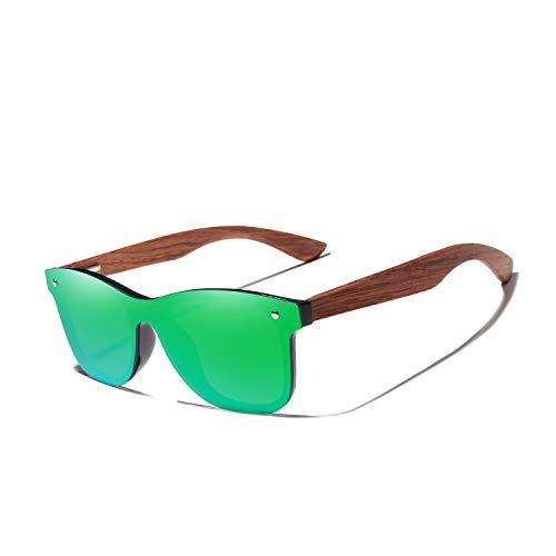 occhiali da sole uomo kingseven FFSMCQ KINGSEVEN Occhiali da sole in legno naturale Gli occhiali da sole polarizzati occhiali da sole moda originale Oculos de Sol Masculino