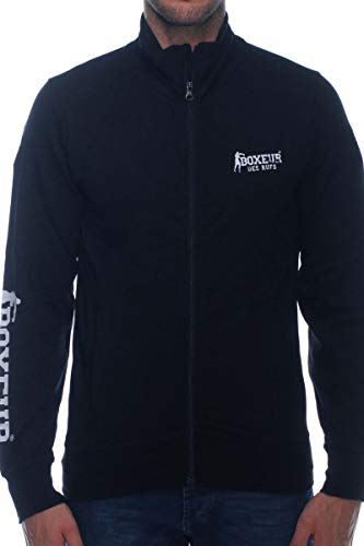 BOXEUR DES RUES - Man Full Zip Sweatshirt, Man