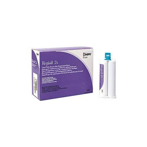 Dentsply DE-619500 Regisil 2X Cartridge Refill 50Ml, Shape, (Pack of 4)