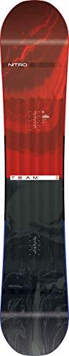 Nitro Snowboards Herren Team Wide Gullwing '19 Freestyle Board, Mehrfarbig, 165