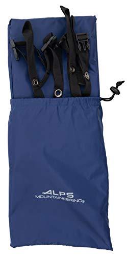 ALPS Mountaineering Chaos - Tienda de campaña para 1 persona, color azul marino
