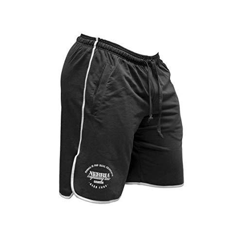 Nebbia Fitness Shorts 768 XXL Dunkelgrau