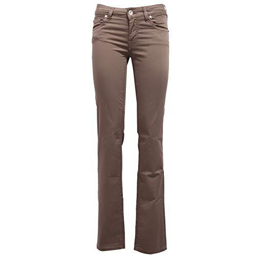 Jacob Cohen 3887Z (NO Foulard) Pantalone Donna Brown 711 Jeans Woman [26]