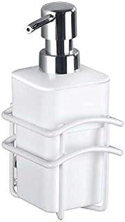 WENKO DIE BESSERE IDEE Distributeur de Savon Classic Plus Blanc