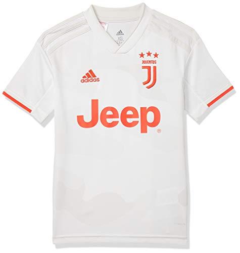 adidas Juventus Away J Kids Jersey para Niños, Blanco (Core White/Raw White), 1516Y