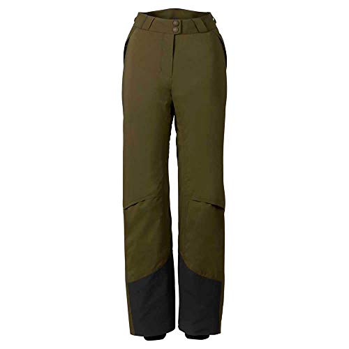 Odlo Logic Sly Pantalon pour Femme M Vert - Camou Green