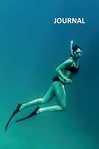 Journal: Snorkel mask Terrific Bullet Journal Dot Grid Daily Planner Student snorkeling vs scuba diving