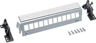 Hager FZ12MK Patch-Panel 12-voudig, Keystone