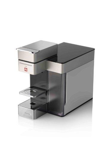 illy 6704 Y5 Iperespresso Coffee Machine, Satin