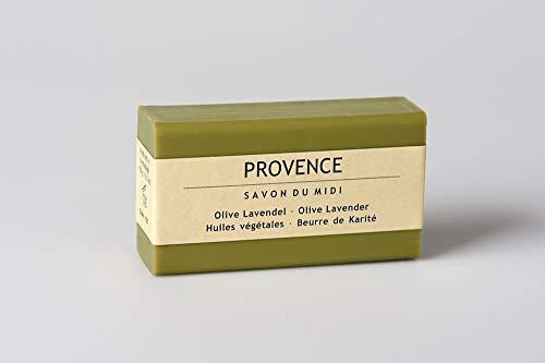 Savon du midi Bio Seife mit Karité-Butter Provence 100g (2 x 100 gr)